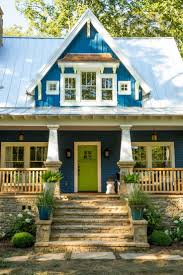 Stone House Plans The Idea House A Craftsman Style Cottage In Georgia
