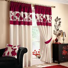 Living Room Curtain Looks Curtains Looks Fresh And Friendly By Choosing The Curtains Are White