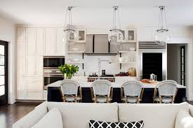 Modern Kitchen Pendant Lights by Mercury Glass Pendant Light Kitchen Traditional With Bar Stools