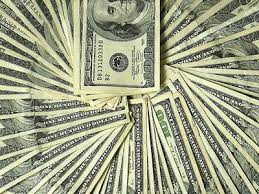changing money