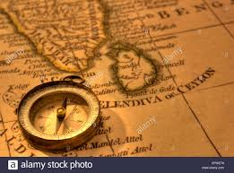 Ancient India Map by Ancient Compass And Map Of Southern India And Sri Lanka Map Is