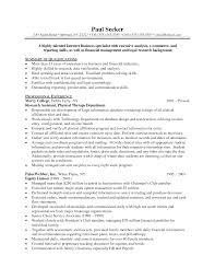Resume Summary Examples Customer Service by 41 Resume Summary Statement Examples Customer Service