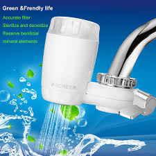 amazon com ancheer kitchen faucets water filter ceramic material
