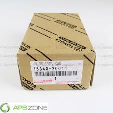 lexus cardboard sedan genuine toyota lexus cam timing oil control valve oem 15340 20011