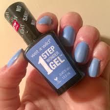 wet n wild nail nail color 1 step wondergel nail color