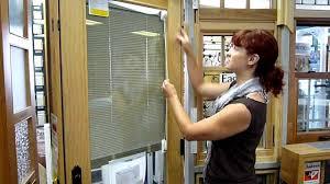 eagle between glass blinds for door window youtube
