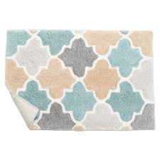 Multi Colored Bathroom Rugs Bath Rug