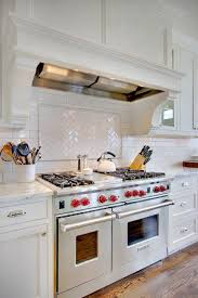 White Subway Tile Backsplash Ideas by 387 Best Granite Countertop U0026 Backsplash Ideas Images On Pinterest