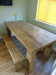 solid wood table google search outdoor kitchen pinterest