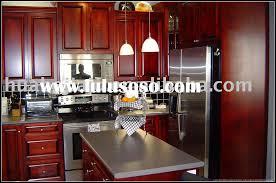 Mdf Kitchen Cabinets Reviews Mdf Kitchen Cabinets Cymun Designs Mdf Kitchen Cabinet Series Red