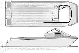 Wooden Sailboat Plans Free by Bear Cat Cuddy Cabin Power Catamaran Boat Plans You Can Build