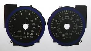 lexus v8 pajero conversion lexus 570 kmh to mph speedo meter clocks dials