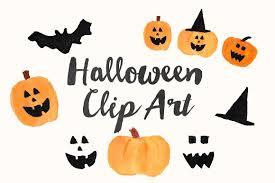 halloween clipart pumpkin 50 treats for your halloween design tricks creative market blog