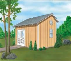 Free Saltbox Wood Shed Plans by Kitguy The Internet U0027s Largest Most Complete Kit Project Marketplace