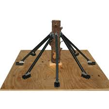 standtastic 8 brace heavy duty christmas tree stand 8b 1942 the