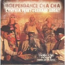 cynthia feret \u0026amp; gerard addat - independance cha cha - CD single - 115036234