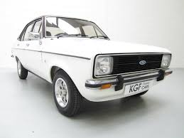 show winning ford escort mk2 1600 ghia perfect and only two