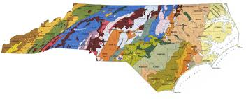 Charlotte Usa Map by Nc Deq Nc Geological Survey