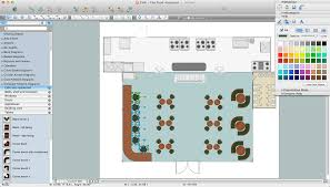 Online Floor Plan Designer Restaurant Floor Plan With Design Image 38426 Kaajmaaja