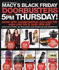 target black friday 2017 deals only in store macy u0027s black friday 2017 ads deals and sales