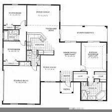 Modern Family Dunphy House Floor Plan by House Plans With Stairs In The Middle