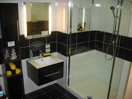 Black And White Bathroom by Fold Up Shower Seat Tags Magnificent Bathroom Seating Amazing