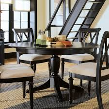 round oak dining room table set comfy home design