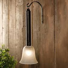 Outdoor Mushroom Lights by Portable Outdoor Lantern Torch Patio Light The Green Head