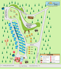 West Tennessee Map by Camp Leconte Luxury Outdoor Resort Find Campgrounds Near