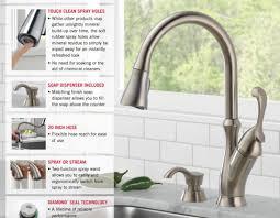 Delta Kitchen Faucet Installation 100 Kitchen Faucet Canada Kohler Barossa Single Handle Pull