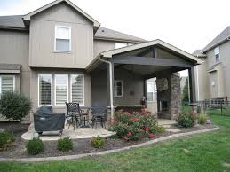 Outdoor Patio With Roof by With A Roof This Olathe Patio Is Simply A Whole Different Outdoor