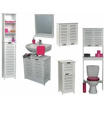 Space Saving Bathroom Furniture Amazon Com Evideco Over The Toilet Space Saver Cabinet Bathroom