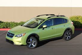 2014 subaru xv crosstrek gas mileage the car connection