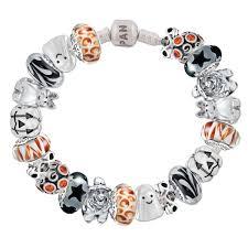 chamilia halloween beads pandora halloween pandora halloween bracelet spoooooky oooooky