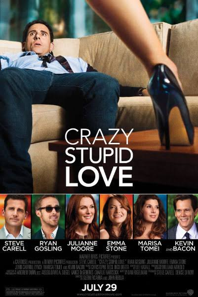 Crazy, Stupid, Love Movie Cover