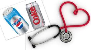 Study Too Many Diet Drinks May Spell Heart Trouble for Older Women