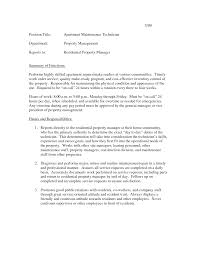 Best Tech Resume by Technician Resumes Daily Resume Manufactured Building Mobile Home