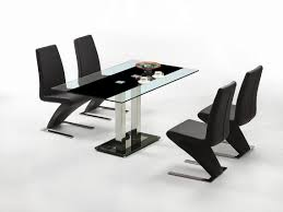 perfect contemporary dining table sets on modern dining room