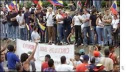 Oposição convoca mais protestos contra Hugo Chávez | BBC Brasil ...