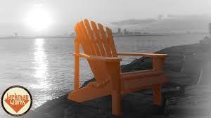 adirondack chair youtube