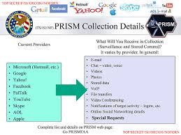 PRISM (surveillance program) - Wikipedia, the free encyclopedia