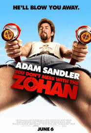 No Te Metas Con Zohan (2008)