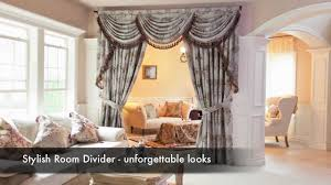 elegant designer curtain sets swags and tails valance by celuce