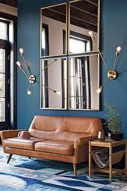 The  Best Copper Mirror Ideas On Pinterest Copper Frame - Living room mirrors decoration