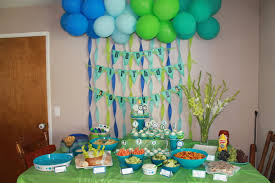 1st Birthday Decoration Ideas At Home At Home Birthday Party Ideas Home Design Ideas