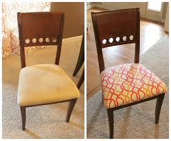 Beautiful Chairs by Creative Design Reupholstering Dining Room Chairs Beautiful With