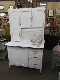 Enamel Kitchen Cabinets by Sold Hoosier Style Kitchen Cabinet With Enamel Pull Out Flour