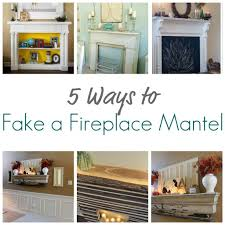fresh faux mantel ideas 78 about remodel home interior decor with