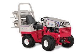 ventrac propane tractor