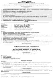 Resume Cover Letter For Freshers Resume Format For Freshers Mba Hr